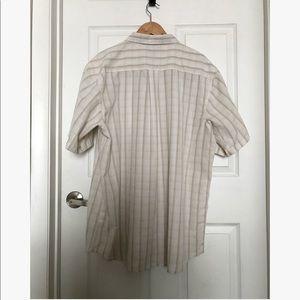David Taylor Shirts - Men's David Taylor short sleeve button down, XL